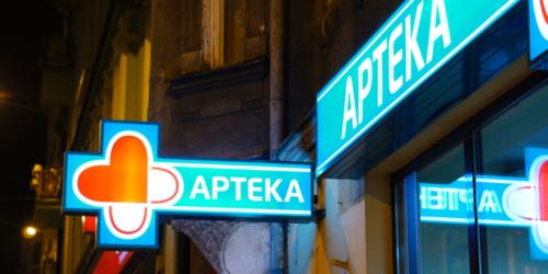 Apteki w Kolnie odwołują dyżury. Starostwo przeprasza…