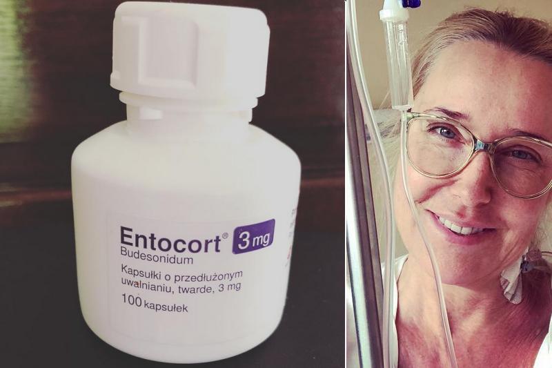 Wpis Młynarskiej poruszył internautów. W komentarzach pojawiły się również opinie innych pacjentów cierpiących na tę samą chorobę (fot. Instagram)
