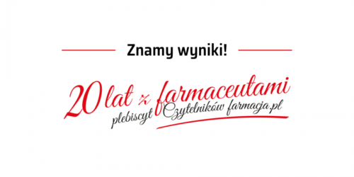Poznaliśmy wydarzenie i osobowości 20-lecia w branży farmaceutycznej!