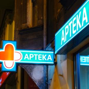Andrychów, Kęty, Lubsko… kolejne miejscowości bez dyżurujących aptek…