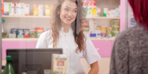 Co ma szary pacjent z tego, że właścicielem apteki jest farmaceuta?