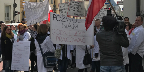 Technicy farmaceutyczni: nie chcemy podwyżek