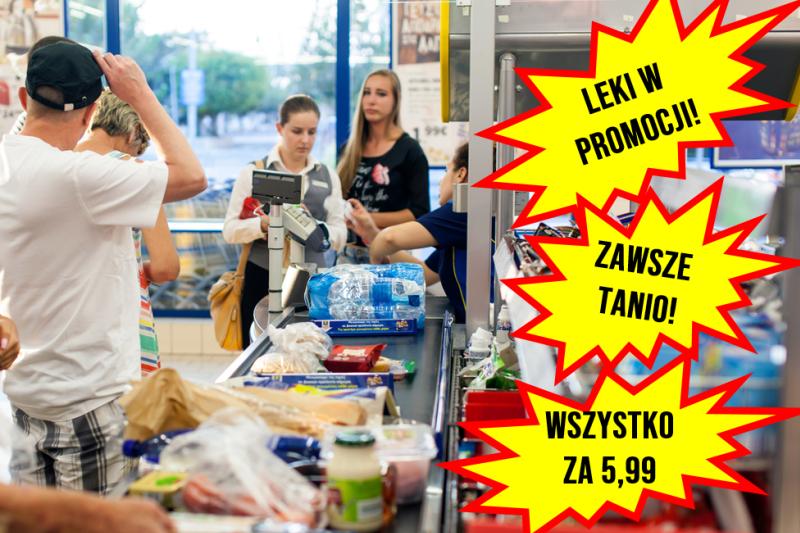 Z 28 państw członkowskich Unii Europejskich, w 12 nie ma możliwości sprzedaży leków poza aptekami i punktami aptecznymi. W pozostałych 16-tu, w tym Polsce taka możliwość istnieje, jednak to nasz kraj jest w tym względzie najbardziej liberalny (fot. Shutterstock)