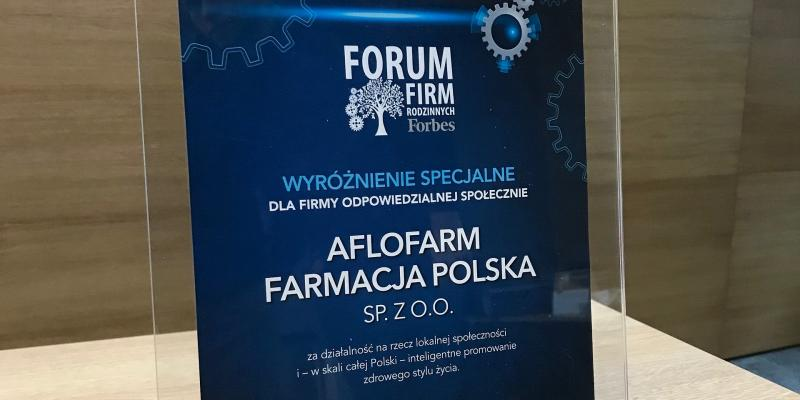 Fundacje Aflofarmu na samo wsparcie lokalnych placówek medycznych przeznaczyły w ostatnim czasie ponad 700 tys. złotych (fot. Aflofarm)