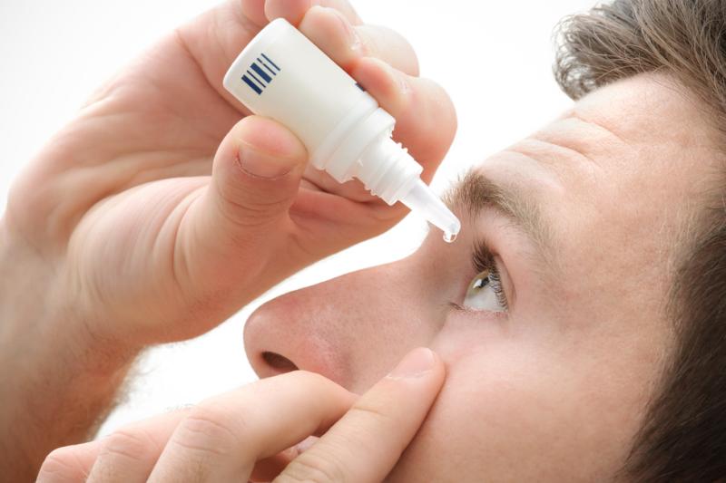 Xaloptic Free to lek powodujący obniżenie podwyższonego ciśnienia wewnątrzgałkowego u pacjentów z jaskrą (fot. Shutterstock)