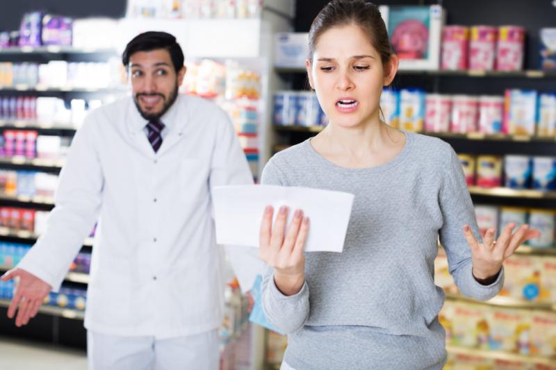 Jeśli ktoś uważał, że lekarze nie będą popełniać błędów podczas wystawiania e-recept, to… sam był w błędzie (fot. Shutterstock)