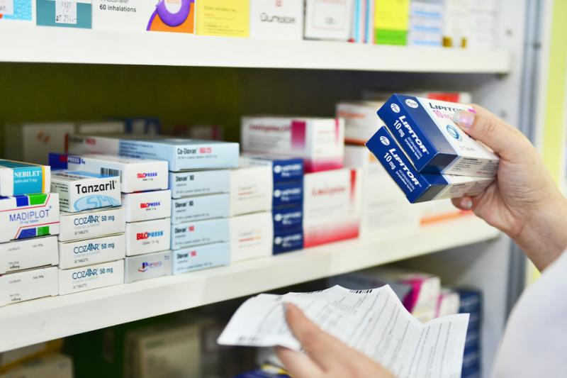 Zmiana w Prawie farmaceutycznym przewidująca wysyłkową sprzedaż leków Rx dla osób niepełnosprawnych zostanie wycofana (fot. Shutterstock)