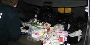 Nielegalny import leków z Rosji to coraz większy problem