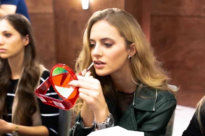 Karolina Grodzka otrzymała tytuł Miss Osobowości 2018 (Fot. Miss Polonia)