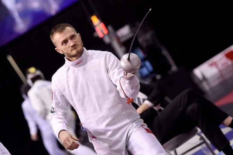 Krzysztof Mikołajczak ma na swoim koncie między innymi złoto na drużynowych Mistrzostwach Europy w 2005 roku i wicemistrzostwo w latach 2004, 2006 i 2007. Do swojej kolekcji medali dołożył też brązowy krążek indywidualnych Mistrzostw Europy w 2013 roku. (fot. archiwum prywatne)