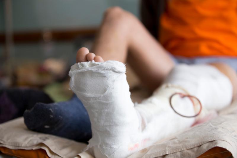 Kobieta domagała się zasądzenia zadośćuczynienia w kwocie ponad 70 000 zł (fot. Shutterstock)
