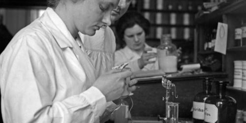 Farmaceutyczne emancypantki