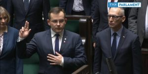 Farmaceuta w Sejmie! Paweł Rychlik został posłem…