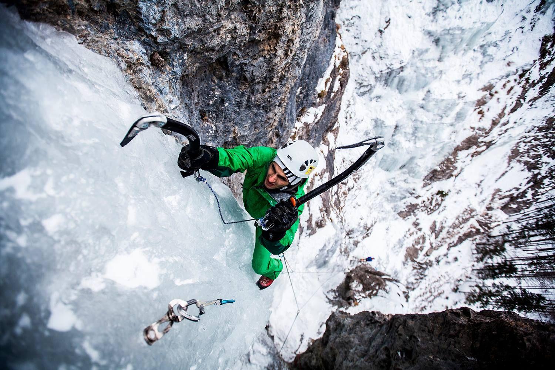 """Ta sama fotografia rok temu znalazła się wśród 20 najlepszych zdjęć wyłonionych przez National Geographic w edycji """"Best Adventure Photos of 2017"""" (fot. Adam Kokot)"""