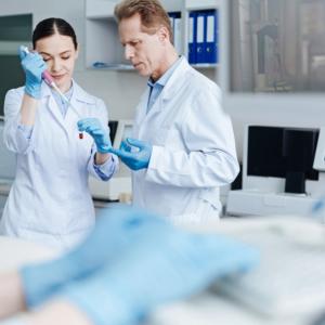 ICZMP: pracownia leków powstanie w dawnej pralni