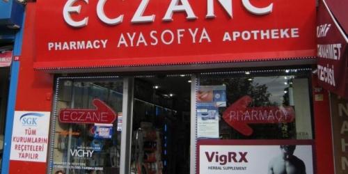 Apteki w Turcji oczami jedynej polskiej farmaceutki…