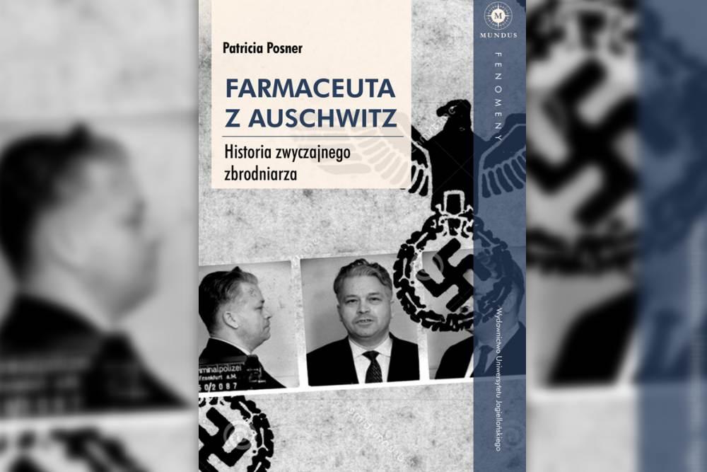 """""""Farmaceuta z Auschwitz"""" to opowieść o tym, jak w szczególnych okolicznościach zwykły człowiek może się zamienić w potwora."""