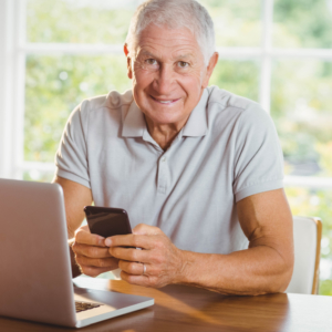 Promocja dla seniorów na portalu internetowym reklamowała też sieć aptek…