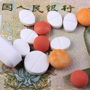 Jak Chińczycy chcą ograniczyć zakup leków zawierających narkotyki?