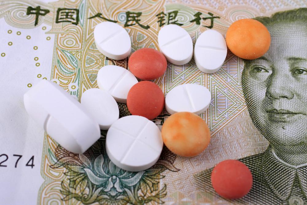 Około 80% substancji czynnych w amerykańskich lekach może pochodzić z Chin (fot. Shutterstock)