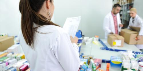 Apteka powinna sprawdzić warunki, w jakich są jej dostarczane leki