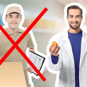 Czy jest możliwe wysyłanie leków na receptę z aptek do pacjentów?