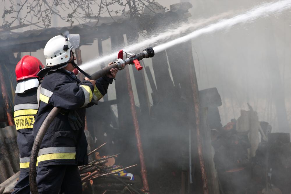 W wyniku pożaru spłonęło całe pomieszczenie magazynowe apteki wraz ze znajdującym się tam towarem (fot. Shutterstock)