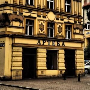Najstarszy budynek w Świdnicy z apteczną historią w tle
