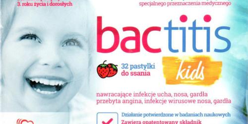 """Sanepid ostrzega przed """"Bactitis kids"""". Może stanowić zagrożenie…"""