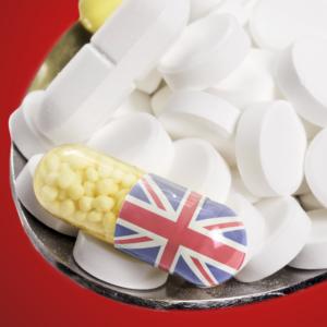 Brakuje leków w brytyjskich aptekach – brexit winowajcą