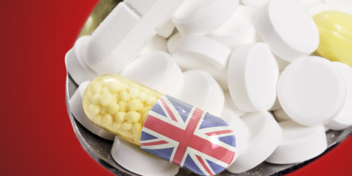 Wielka Brytania: za paracetamol dla dzieci trzeba było zapłacić 5-krotnie więcej