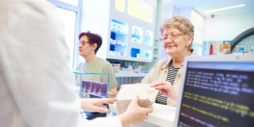 """""""Bonami Seniora"""" będzie można zapłacić za leki w aptece?"""