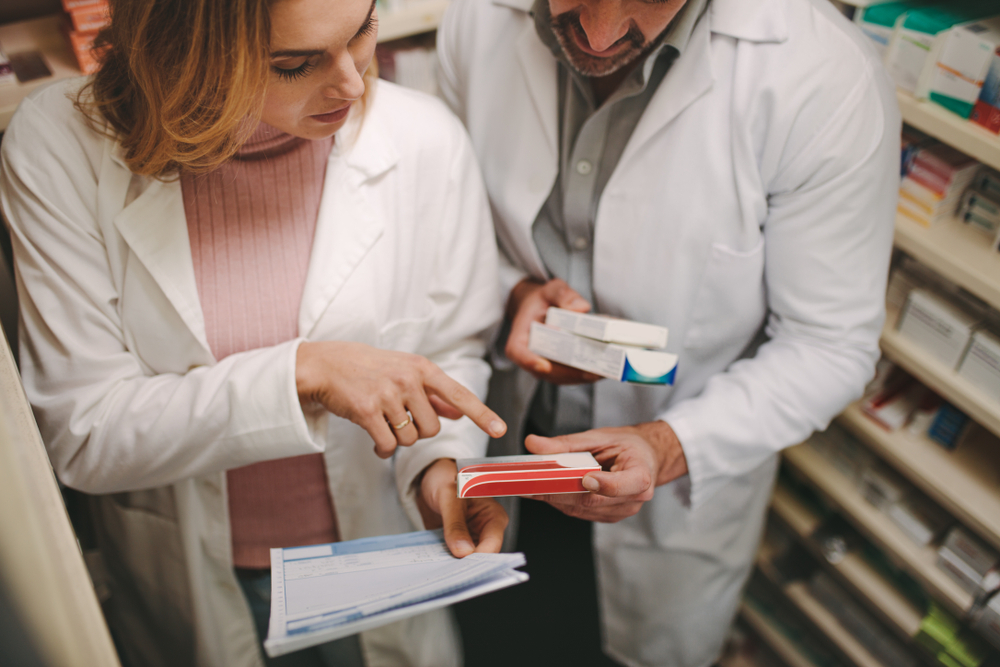 Autorzy opracowania wskazują, że w ostatnich latach bardzo zmieniła się rola farmaceutów (fot. Shutterstock)