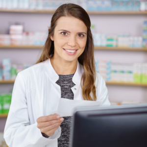 NHS: Brytyjczycy chętnie idą do apteki po kolejną receptę