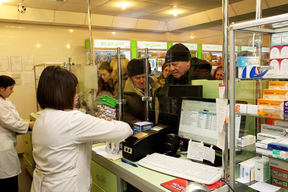 Obecnie ukraińskiej aptece za sprzedaż leku bez recepty, jeśli jest ona wymagana, grozi grzywna w wysokości 120 hrywien (fot. Shutterstock)