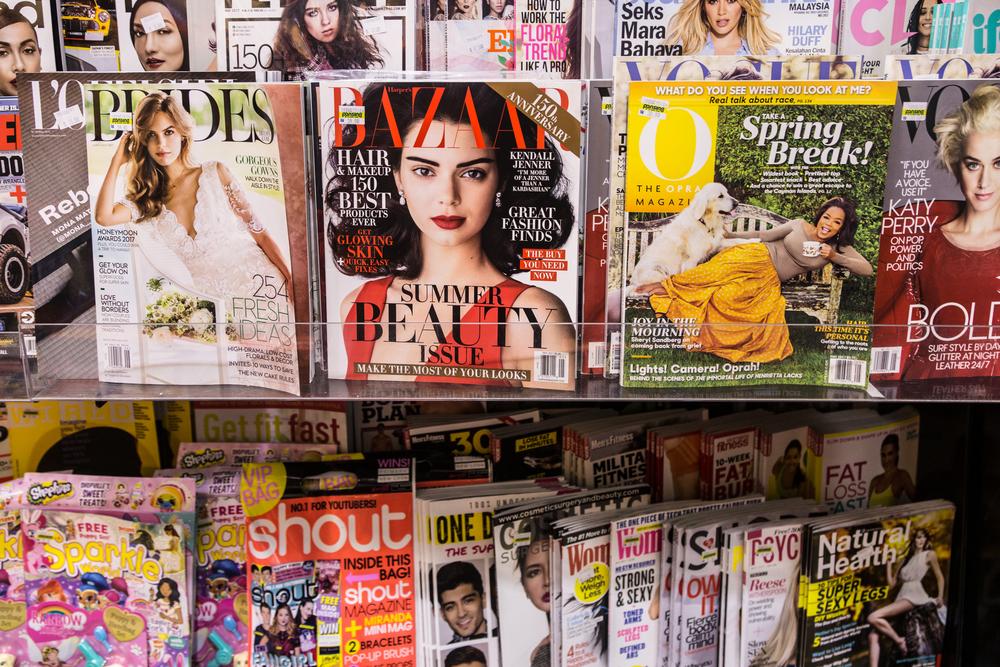 GIS nie ma większych zastrzeżeń do dołączania suplementów diety do czasopism. Krytykuje za to sam przekaz reklamowy producenta Colonu C (fot. Shutterstock)
