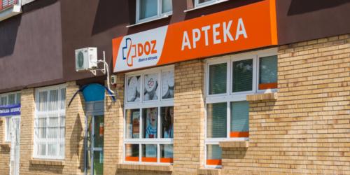 UOKiK ma zastrzeżenia do przejęcia przez DOZ innej sieci aptek