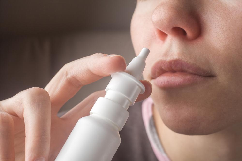 Naukowcy zbadali działanie leku przeciwdepresyjnego podawanego w formie sprayu (fot. Shutterstock)