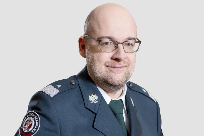 Nadinspektor Piotr Walczak, Podsekretarz Stanu, Zastępca Szefa Krajowej Administracji Skarbowej (fot. KAS)