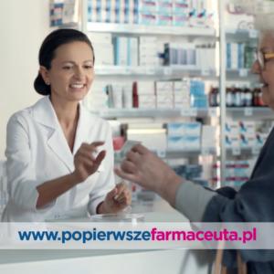 """Minister Zdrowia objął honorowym patronatem kampanię """"Po pierwsze farmaceuta"""""""