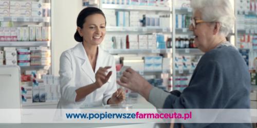 WAŻNE! Rusza pierwsza w historii kampania wizerunkowa zawodu farmaceuty…