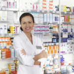 Kim jest farmaceutka z kampanii
