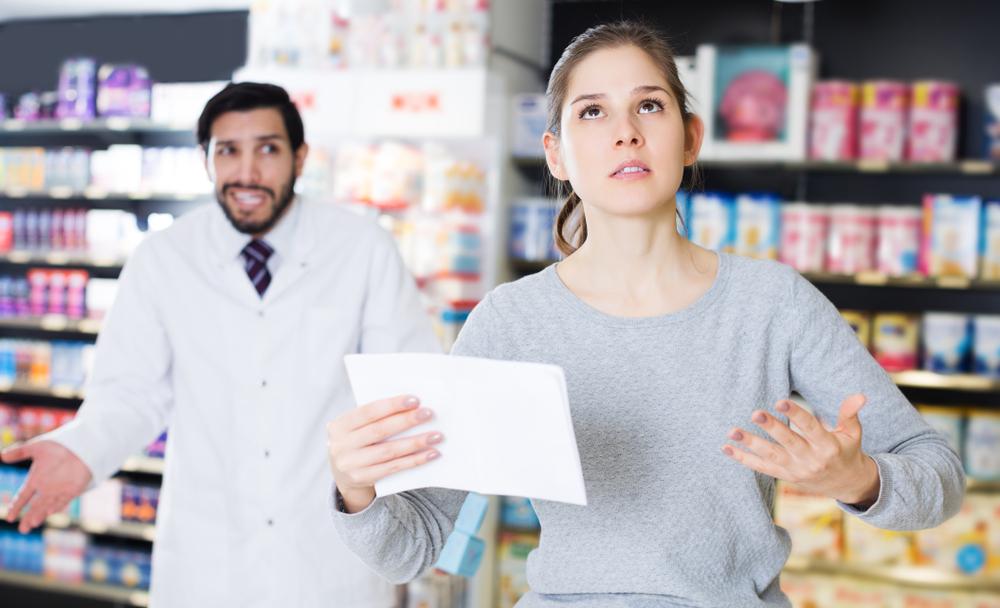 W jaki sposób apteka ma zrealizować e-receptę, jeśli awarii ulegnie system informatyczny? (fot. Shutterstock)