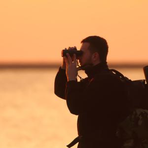Farmaceuta, fotograf i ornitolog. Człowiek z pasją…