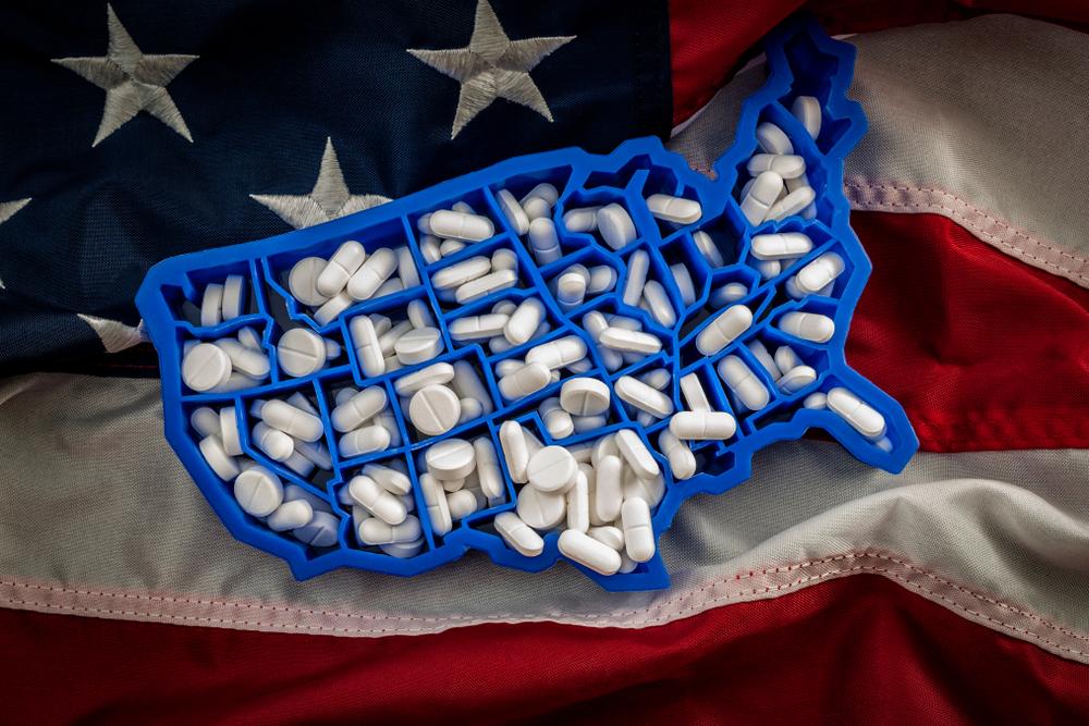 Modelowym przykładem leku opioidowego, którego agresywna promocja przyniosła fatalne skutki zdrowotne jest Oxycontin (fot. Shutterstock)