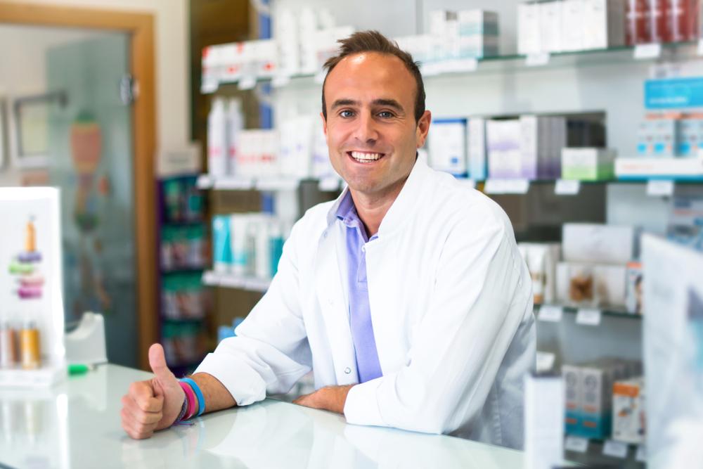 14 maja obchodzony jest Międzynarodowy Dzień Farmaceuty(fot. Shutterstock).