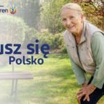 Rusz się Polsko! Start kampanii zachęcającej do codziennego ruchu bez względu na wiek.