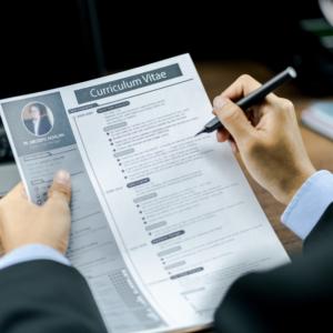 CV a RODO, czyli jak chronić dane osobowe poszukując pracy