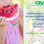 Żywienie dzieci i inne problemy pediatryczne