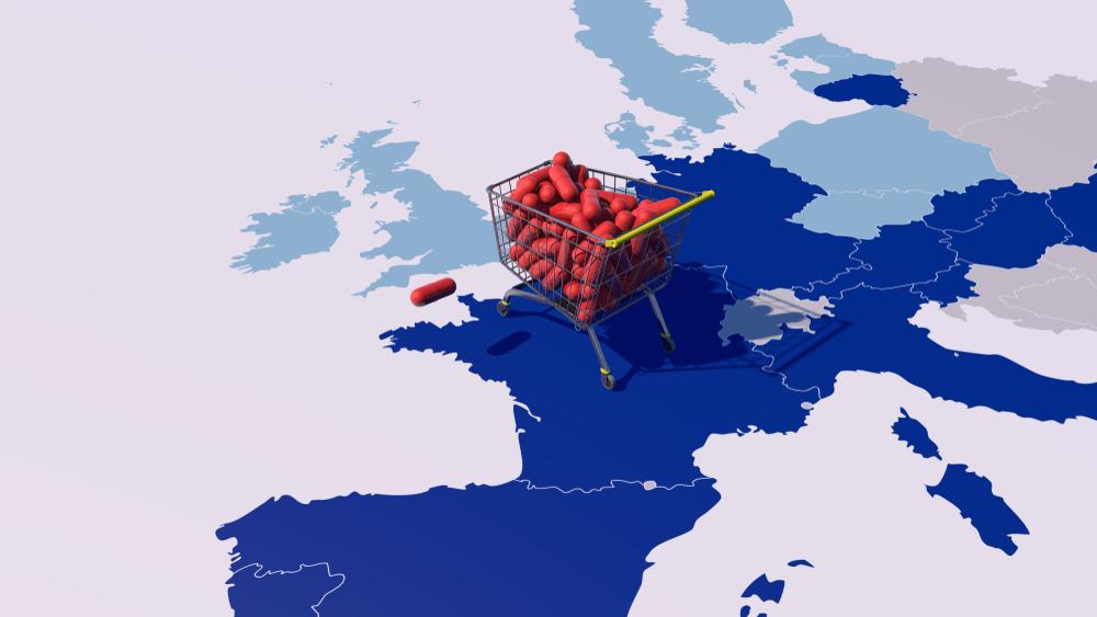 W razie kryzysu magazyny w Europie będą puste, a Chińczycy w pierwszej kolejności sprzedadzą substancje czynne Brytyjczykom (fot. Shutterstock)